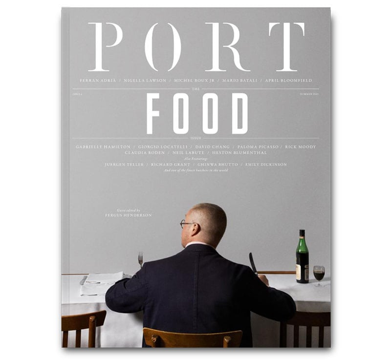 port magazine inspiration