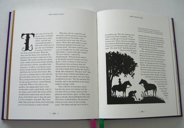Inspiring Book Design - Brothers Grimm 2