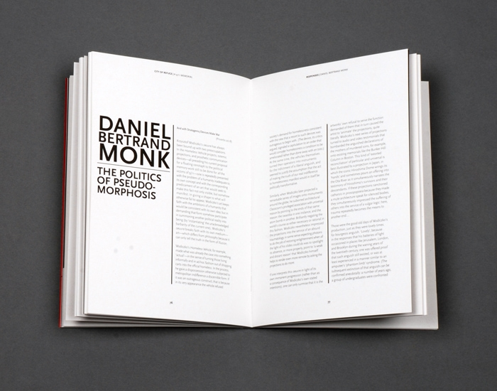 Inspiring Book Design - City of Refuge 2