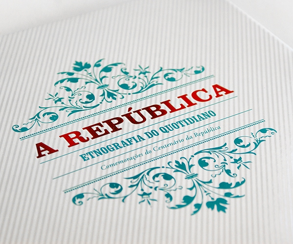 Inspiring Book Design - Republica 2