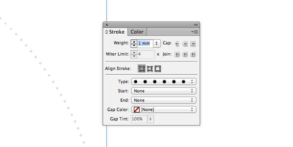 magazine layout design indesign text typography ellipse tool shape stroke panel