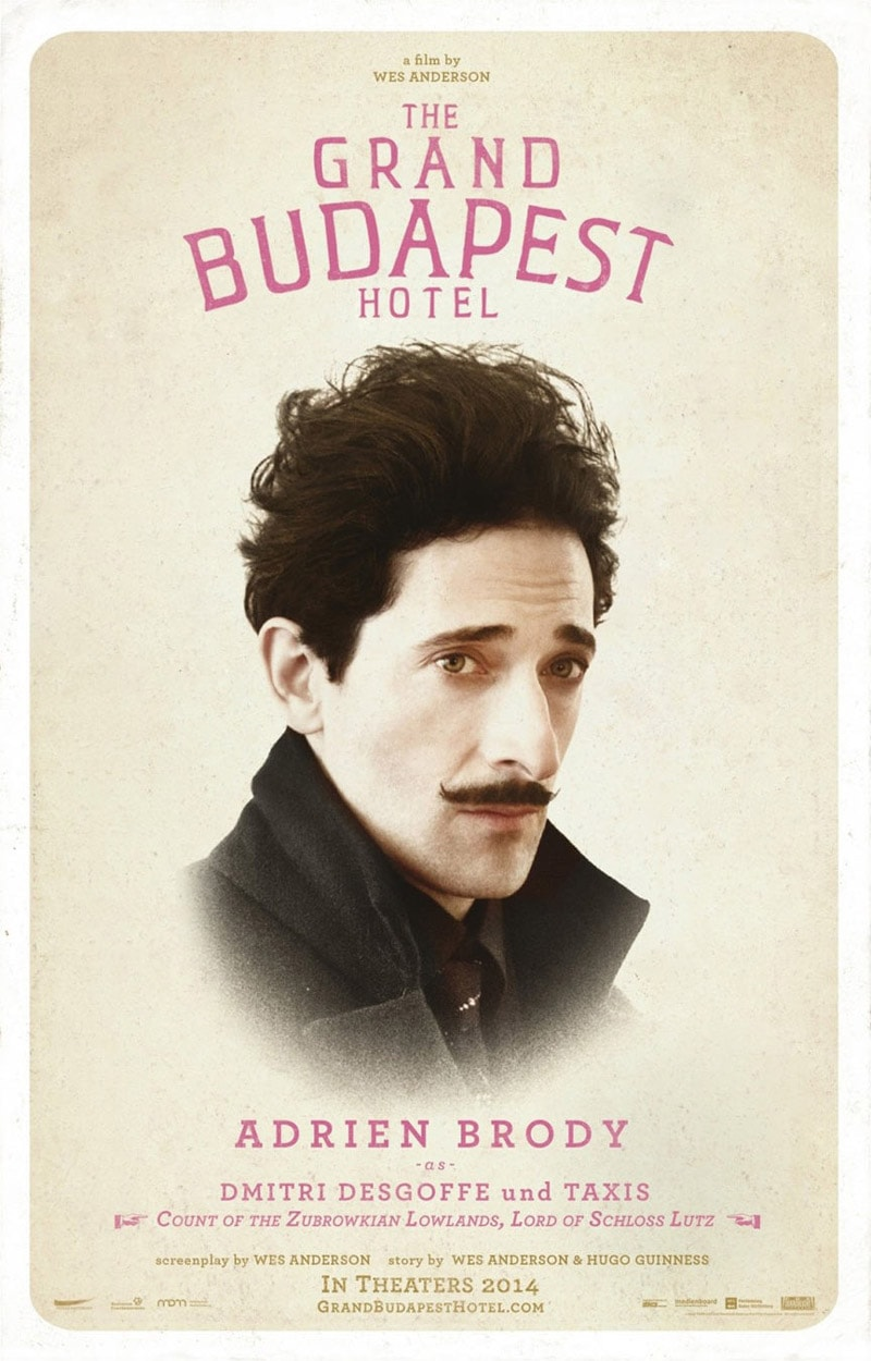 Grand Budapest Hotel Based On Book