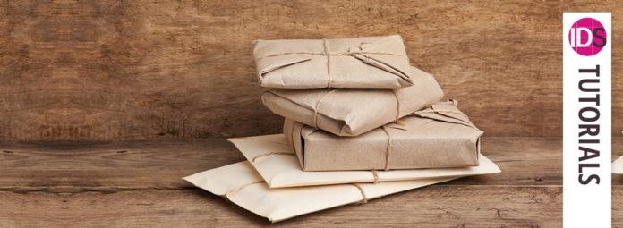 indesign packaging file package files tutorial