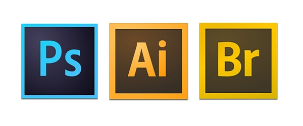 adobe photoshop illustrator bridge