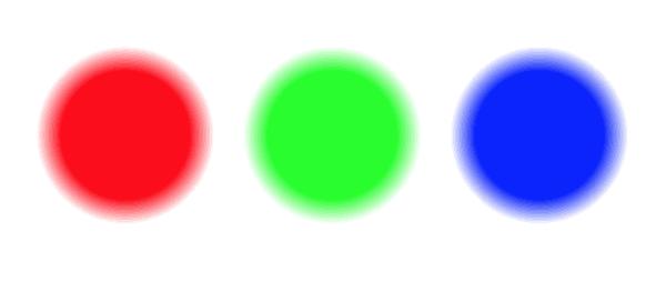RGB color colour indesign