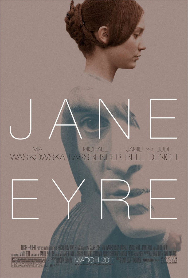 poster design indesign movie jane eyre