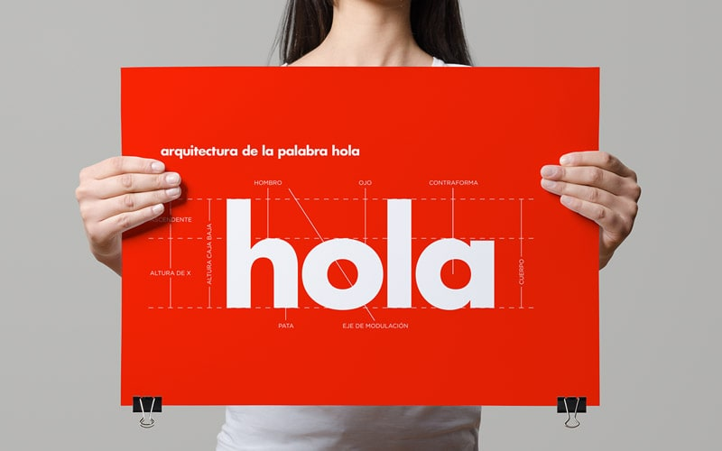 indesign best fonts for marketing stationery branding laura solana architect