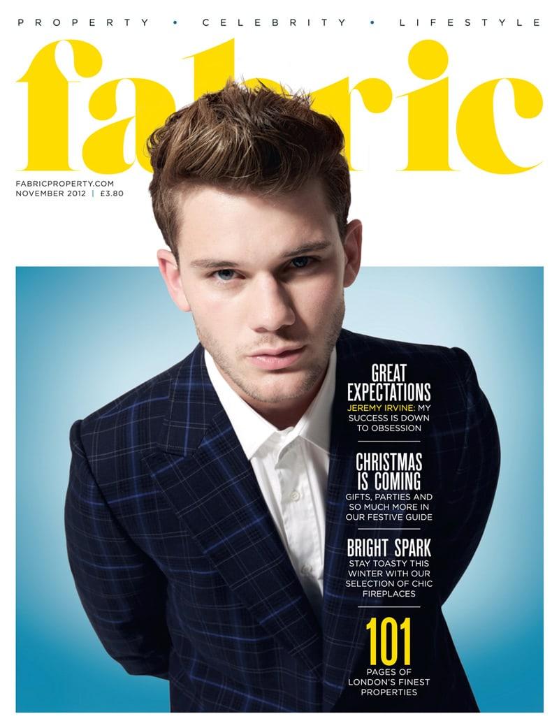 magazine cover design inspiration indesign layers fabric magazine