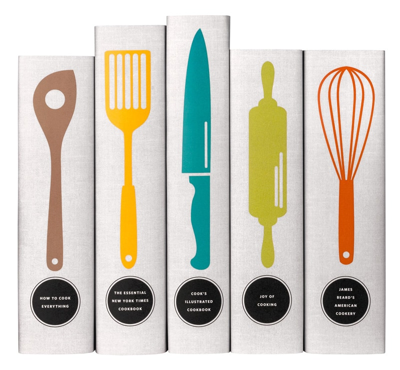 The Most Amazing Cookbook Designs