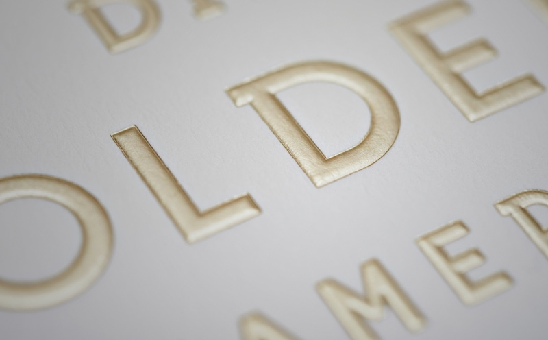indesign inspiration stationery branding letterhead business card envelope paperlux invitation golden camera event
