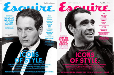 magazine cover fonts fashion lifestyle interiors men's
