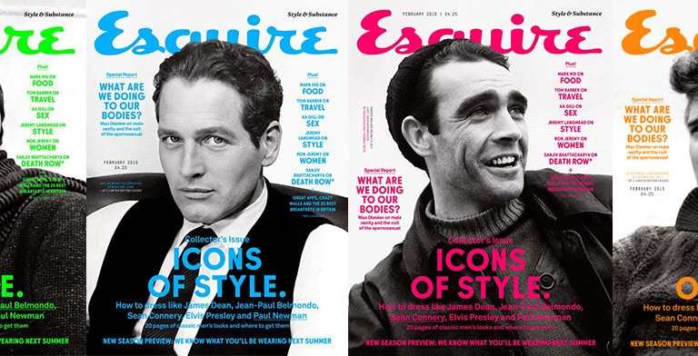 Perfect Fonts for Magazine Covers