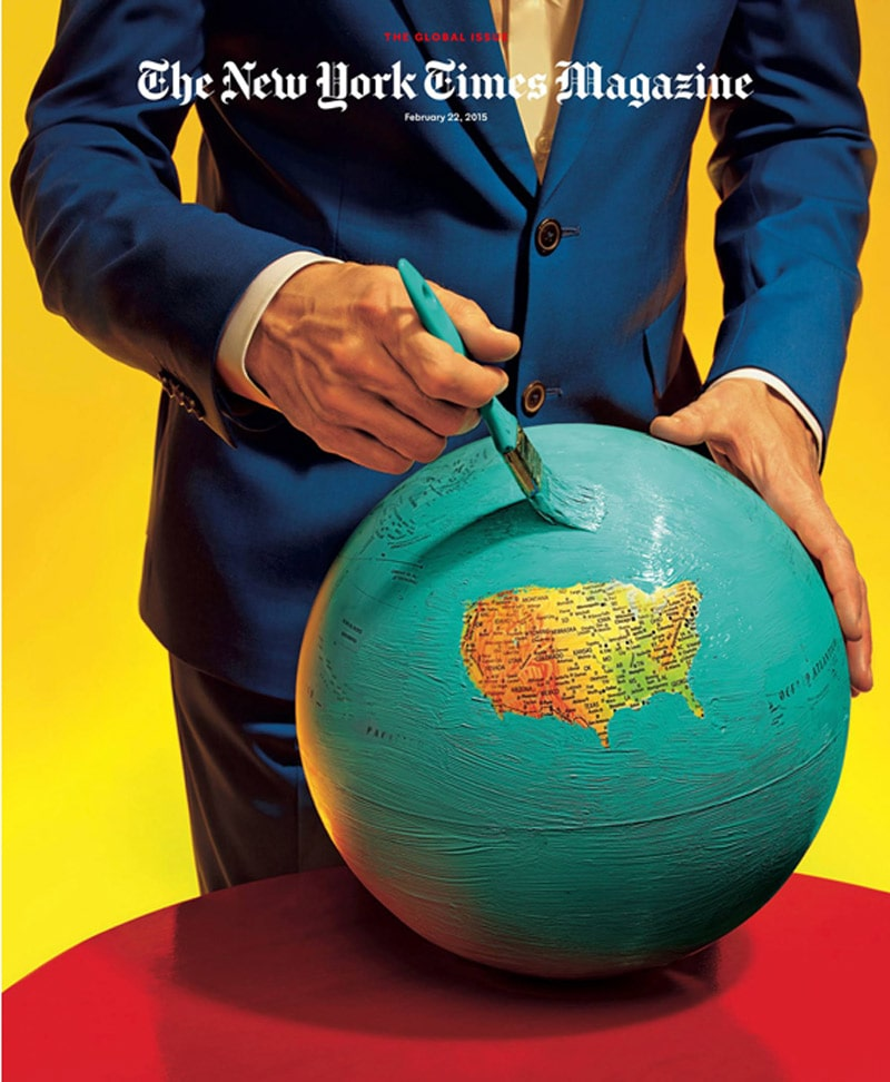 magazine cover fonts commentary news business finance new york times magazine