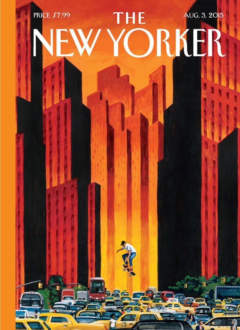magazine cover fonts commentary news business finance new yorker