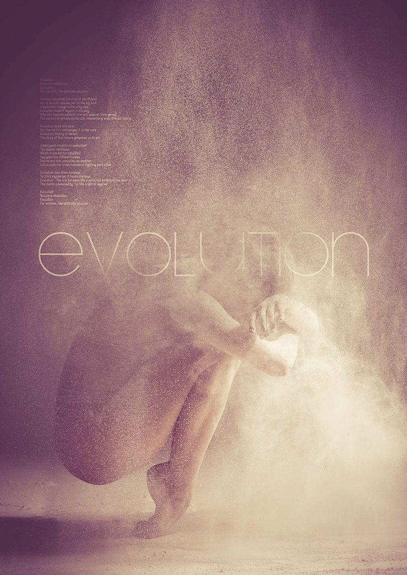 indesign photography layout inspiration photo cool dance poster retoka