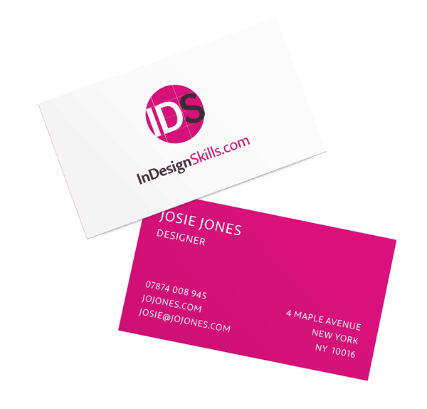 InDesign Templates Stylish Professional Free Templates For - Business card template indesign