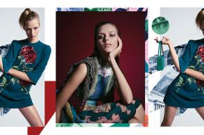 collage print design magazine layout book cover eccentric indesign graphic design inspiration