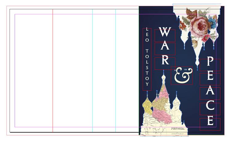indesign tutorial book cover paperback