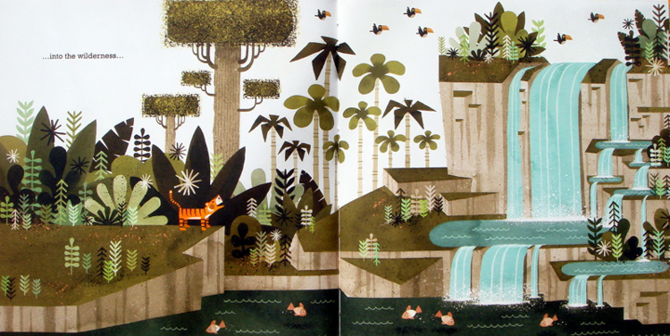 children's book design indesign publishing design book design book covers peter brown