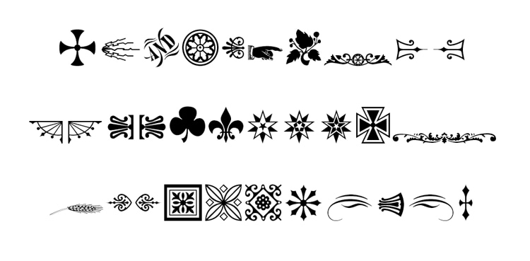 typography secrets fonts with great best glyphs symbols graphics adobe wood type ornaments