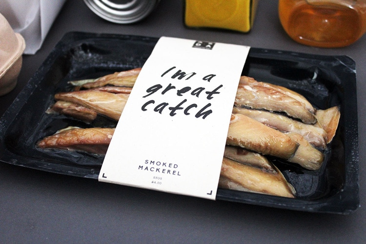indesign inspiration food packaging design asda redesign concept