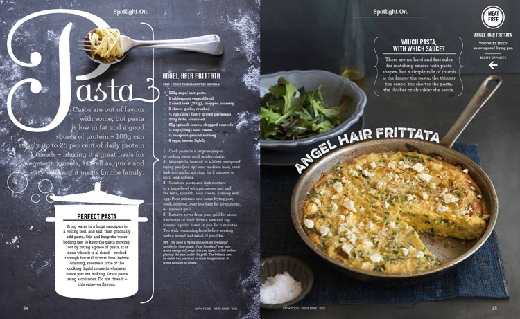 Food Book Cover Design ~ Pro tricks to instantly improve your magazine layouts