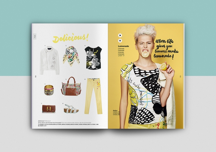 The Best Catalogue Designs  Get Inspired Now
