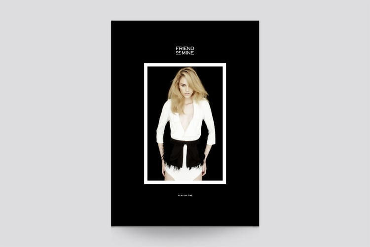 catalogue booklet lookbook design layout inspiration marketing catalogue catalog fashion shoes retail friend of mine lookbook