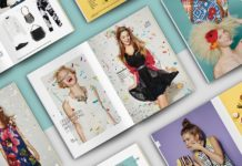 catalogue booklet lookbook design layout inspiration marketing desigual catalogue catalog spring summer fashion