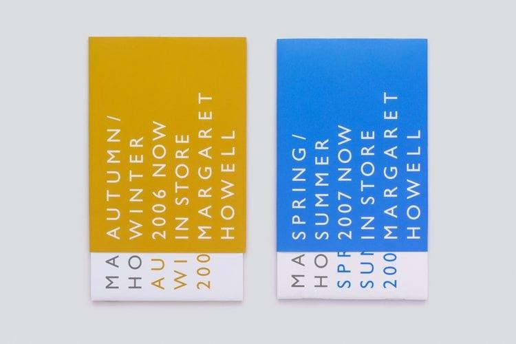 catalogue booklet lookbook design layout inspiration marketing catalogue catalog fashion margaret howell lookbook minimal