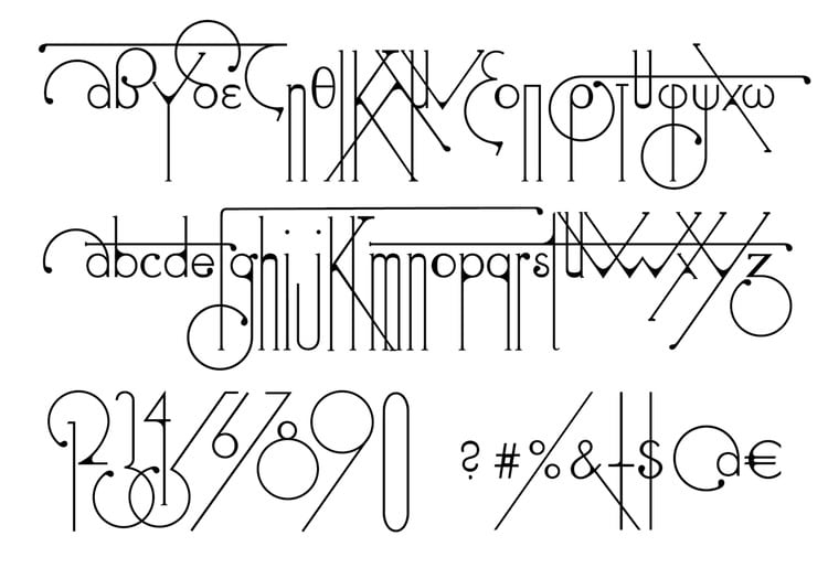 lettering hand-drawn modern calligraphic hand-lettered script fonts best free futuracha
