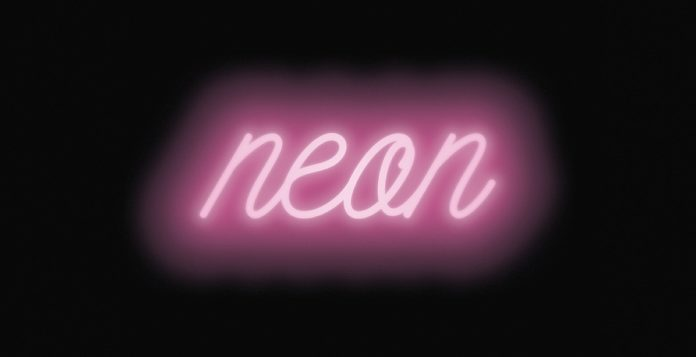 Quick Tip: Neon Text Effect in under 5 Minutes