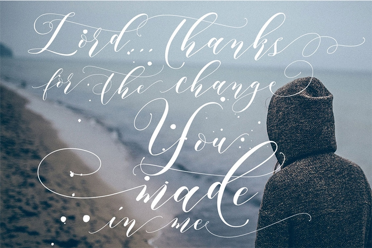 aidan font best calligraphy and lettering fonts