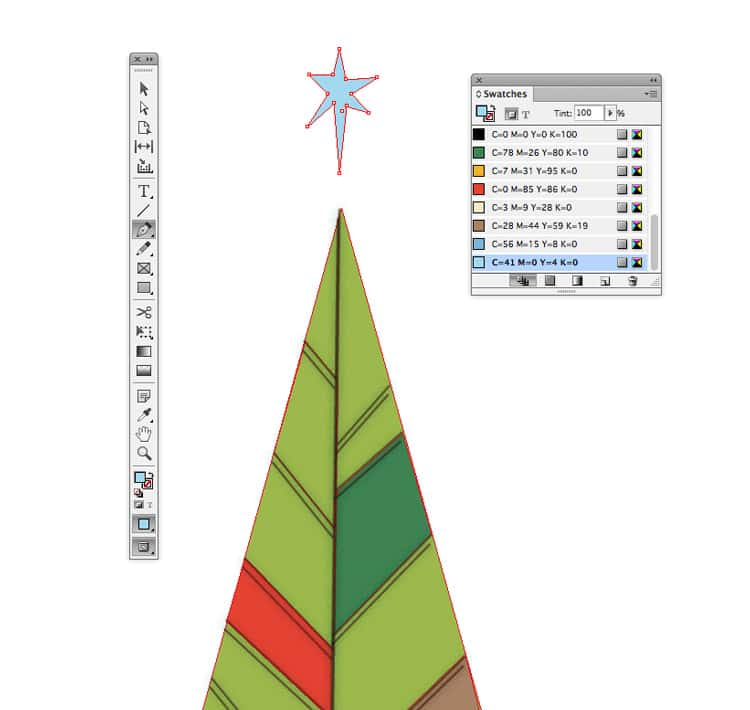 how to draw shapes illustrations in indesign pen tool