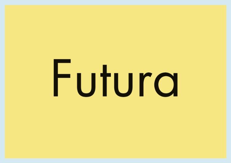 essential fonts designers need capsule beginners sans serifs futura