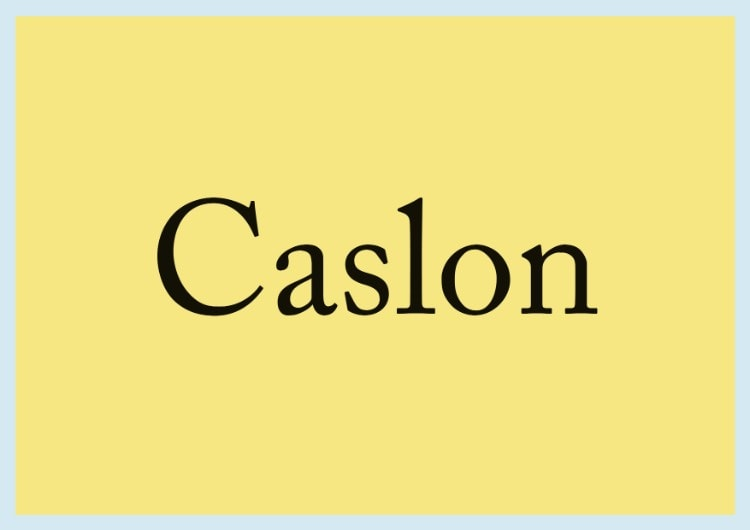 essential fonts designers need capsule beginners sans serifs caslon