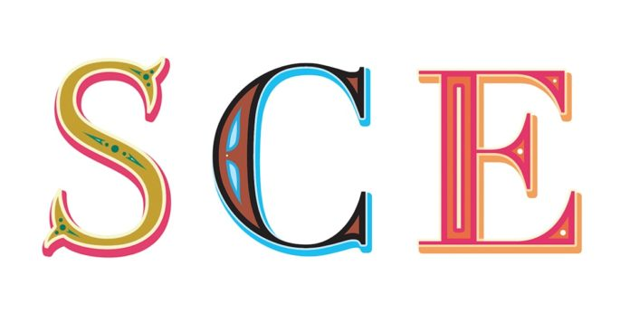 decorative typography indesign hand-lettering vintage circus type effect text effect
