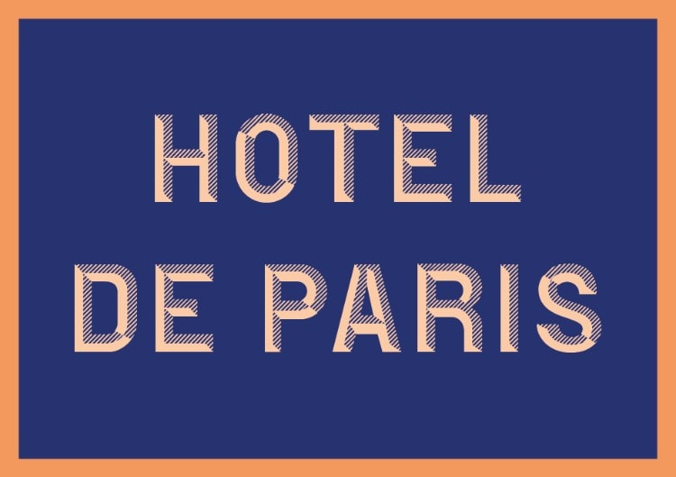 best free fonts dafont pro designers choice picks hotel de paris