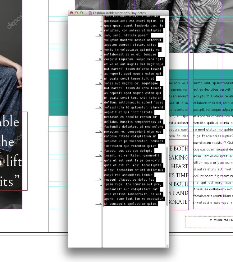 overset text indesign solutions get rid of excess text story editor