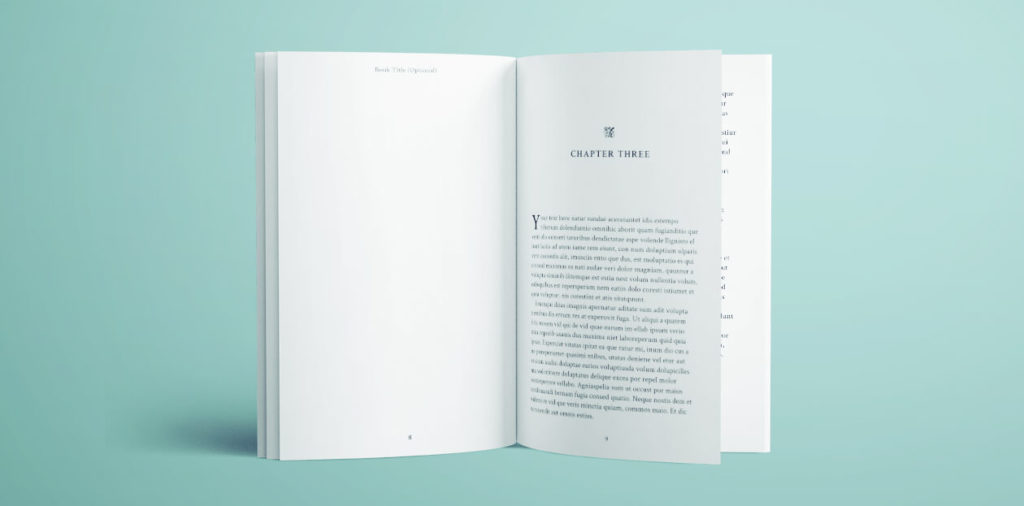 Book Template Download | InDesign Skills