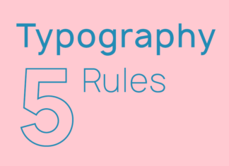 typography rules you need to know indesign
