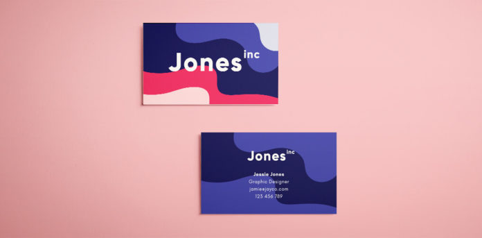 Creative business card template free download colorful creative business design for branding agency colorul eighties inspired design perfect for a wajeb
