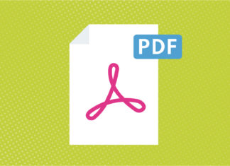 How to export a PDF in InDesign