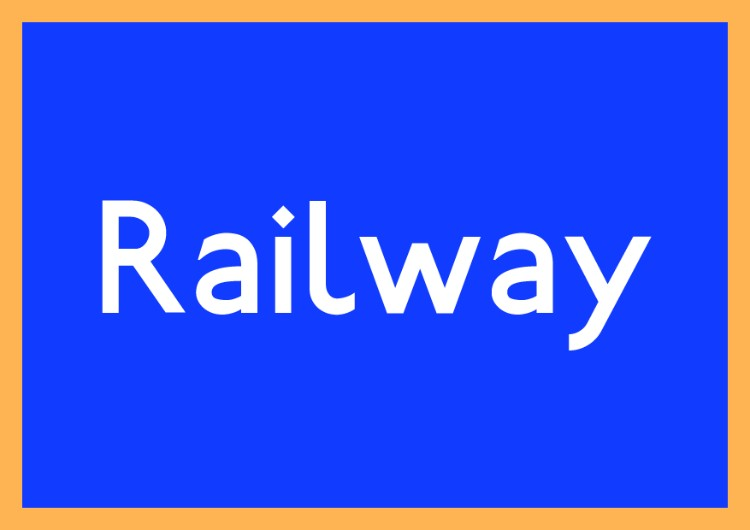 best free fonts font squirrel railway