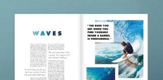 magazine pull quotes indesign skills