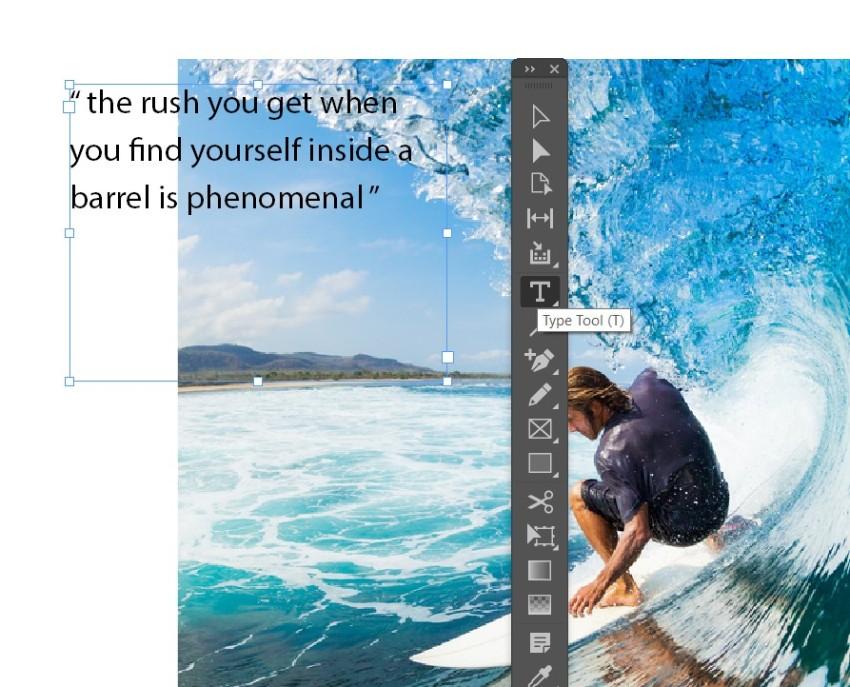 magazine pull quotes indesign