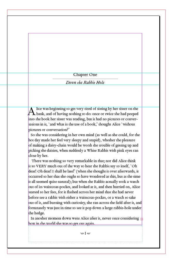 indesign tutorials for beginners book typesetting interior pages
