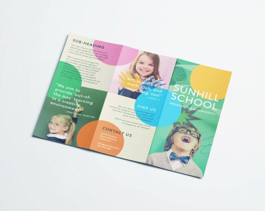 indesign tutorials for beginners flyers brochures