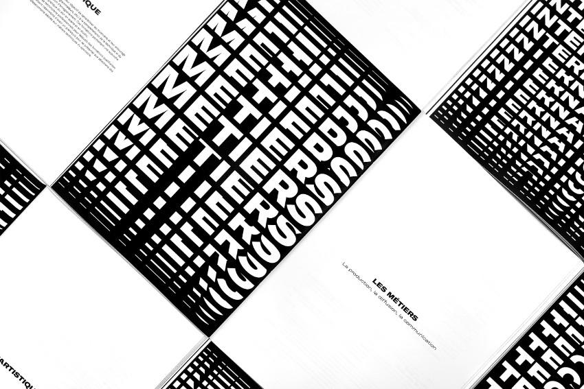 2019 graphic design trends experimental warped type