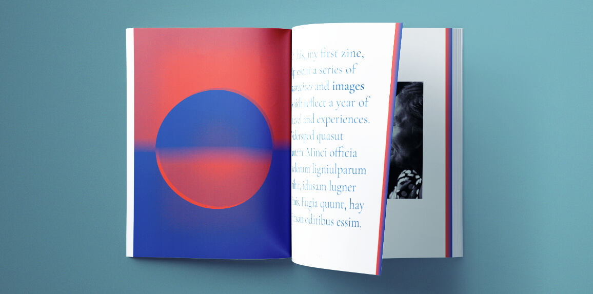 Zine Template For Indesign Free Download